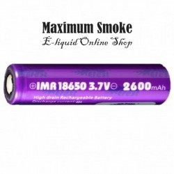 EFEST PURPLE IMR 18650 2600mAh 40A
