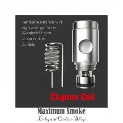 KANGER SUBTANK CLAPTON COIL 0,5 OHM