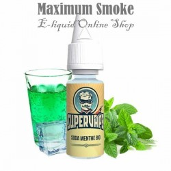 SuperVape Soda Menthe Bio aroma, eliquid aroma