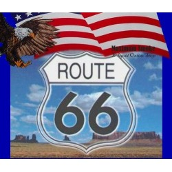 Maximum Smoke ROUTE 66 VG95% eliquid