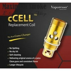 VAPORESSO CCELL KANTHAL CERAMIC 0,9 OHM COIL