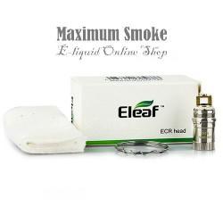 ELEAF felújítható ECR 1,0 Ohm Head (iJust 2, Melo, iJust S)