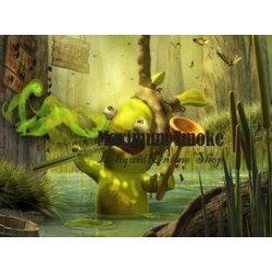 Maximum Smoke SWAMP MONSTER eliquid