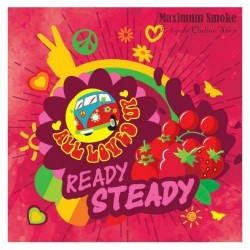 Big Mouth Ready Steady aroma koncentrátum, eliquid aroma