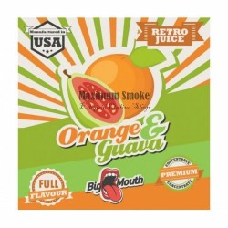 Big Mouth Orange & Guava aroma koncentrátum, eliquid aroma