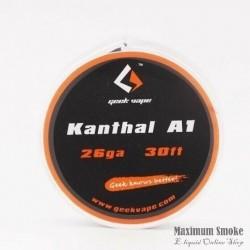 Geek Vape Atomizer DIY Kanthal A1 Ellenálláshuzal D: 0,4 mm 26GA 10M (24)