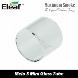 Eleaf Melo 3 Mini Pót Pyrex Tank Clear