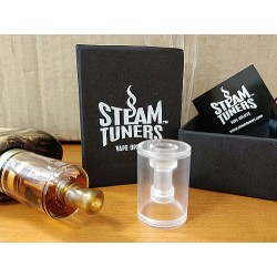 Dvarw RTA MTL Steam Tuners Clear Cap 5ml