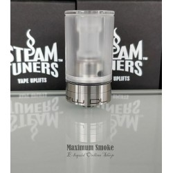 Dvarw RTA DL Steam Tuners Clear Cap 6ml