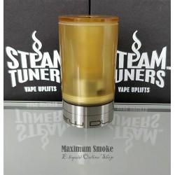 Dvarw RTA DL Steam Tuners Ultem Cap 6ml