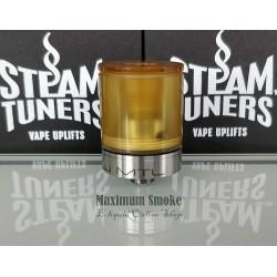 Dvarw RTA MTL Steam Tuners Ultem Cap Nano 2ml