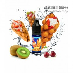 Big Mouth Bubble Waffle aroma koncentrátum, eliquid aroma