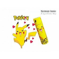 18650 Akku fólia Pokémon
