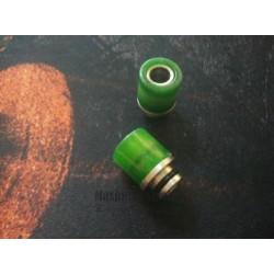 Green Resin Drip Tip