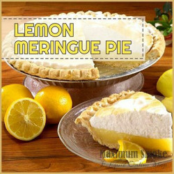 Mystic Juice Lemon Meringue Pie aroma, eliquid aroma