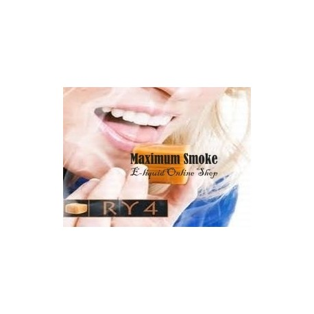 Maximum Smoke RY4 eliquid