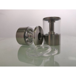 Dvarw RTA DL Glass Tank 6ml