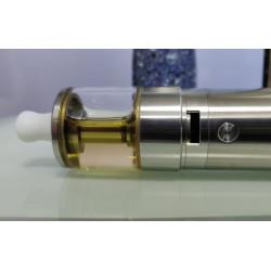 Dvarw RTA MTL Glass Tank Komplett Felsőrész 5ml