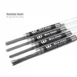 UD Kanthal A1 Twisted Wire D: 0,3mm x3 20db (37)