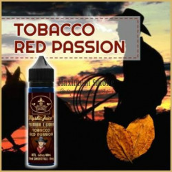 Mystic Juice Tobacco Red Passion e-liquid Shortfill