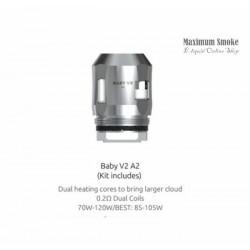 Smok TFV8 Baby V2-A2 Dual Coil 0,2 Ohm