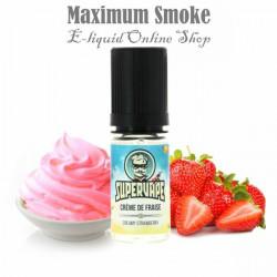 SuperVape Creme De Fraise aroma, eliquid aroma