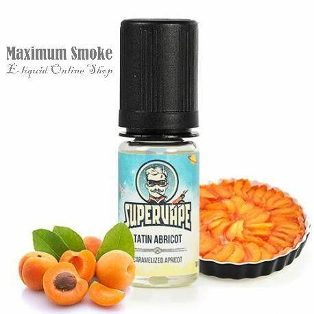 SuperVape Tatin Abricot aroma, eliquid aroma