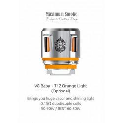 Smok TFV8 V8 Baby / Big Baby-T12 Orange Light Coil 0,15 Ohm