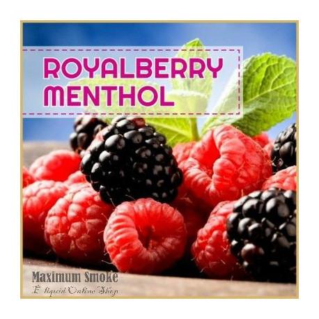 Mystic Juice Royalberry Menthol aroma, eliquid aroma