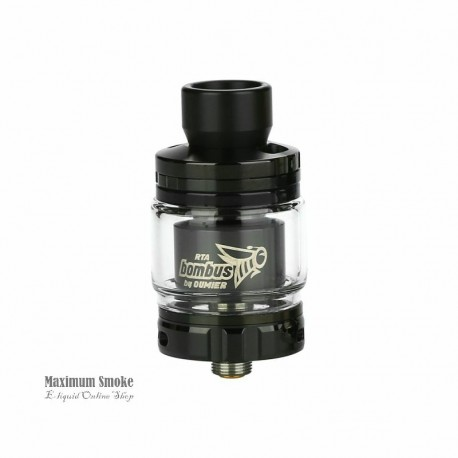 Oumier Bombus RTA 3,5ml Black