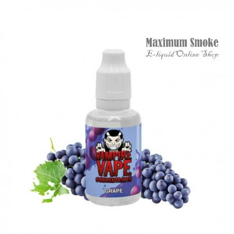 Vampire Vape Grape aroma koncentrátum, eliquid aroma