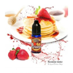 Big Mouth Strawberry Syrup Pancakes aroma