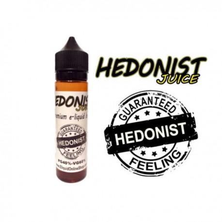 Hedonist Juice E-liquid Base PG40%-VG60% 6mg 50ml