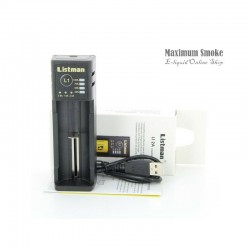 Listman L1 2A Fast Charger