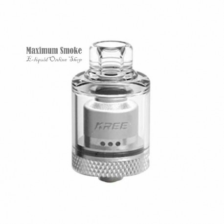 Gas Mods Kree RTA 5,5ml Silver