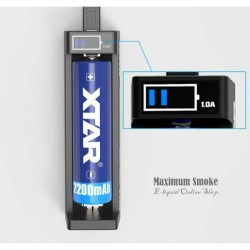 XTAR MC1 Plus Battery Charger