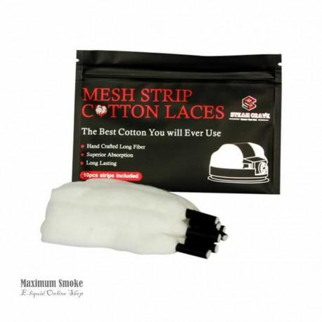Steam Crave Mesh Strip Cotton Laces