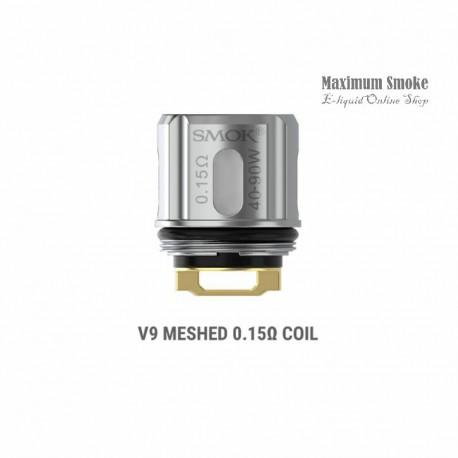 Smok TFV9 Mesh Coil 0,15 Ohm