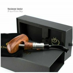 Créavap E-Pipe Scarecrow 18650 Rosewood