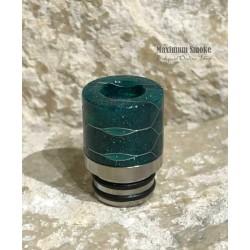 ReeWape Resin+SS 510 Drip Tip Green