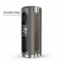 Lost Vape Grus 100W TC MOD Gunmetal-Walnut Wood