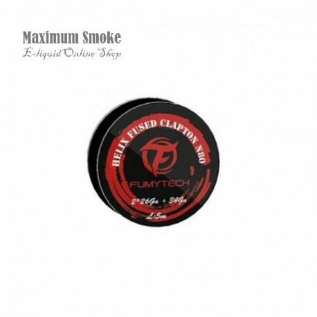 Fumytech Fused Clapton Wire Ni80 MTL (71)