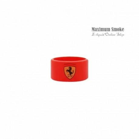 Silicone Vape Band Ferrari