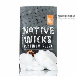 Native Wicks Platinum Plus Cotton