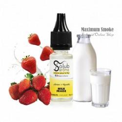 Solub Milky Fraise aroma, eliquid aroma 10ml