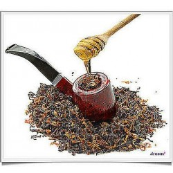 TPA Black Honey Tobacco aroma, eliquid aroma