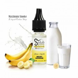 Solub Milky Banane aroma, eliquid aroma 10ml