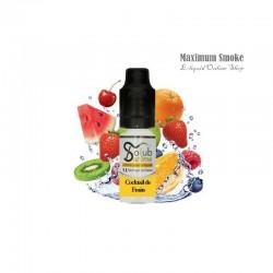 Solub Cocktail de Fruits aroma, eliquid aroma 10ml