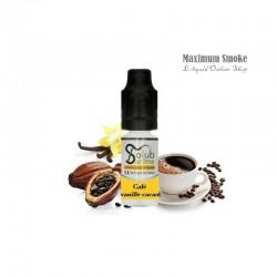 Solub Café Vanille Cacao aroma, eliquid aroma 10ml