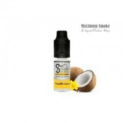 Solub Vanille Coco aroma, eliquid aroma 10ml